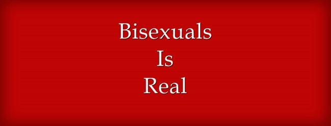 is bisexuality real Bisexual men won't likely be surprised — or feel particularly validated — to learn that a new scientific study confirms that their sexual attraction to both men and women is real.