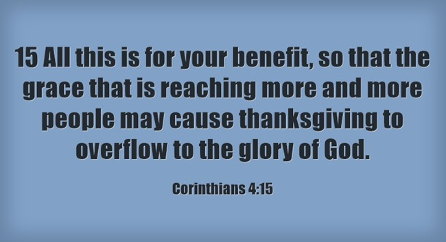 Happy Thanksgivingquotes for Family and Friends From bible